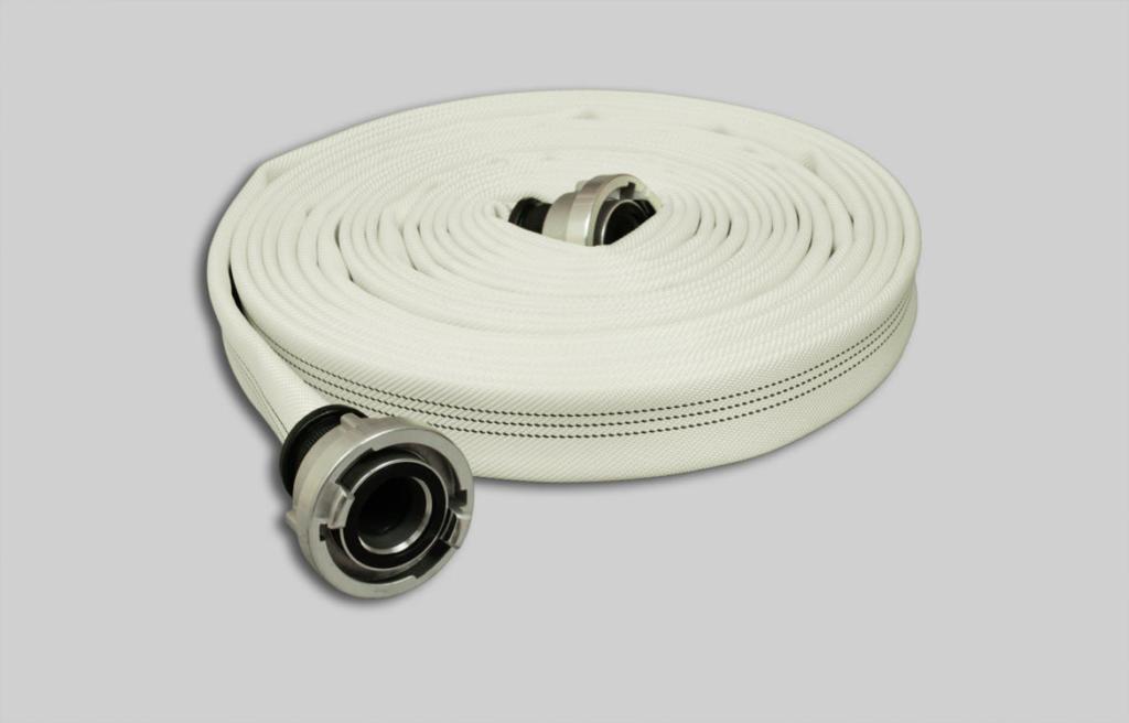 مستوى الأداء 3 خرطوم الإطفاء  Syntex Robust أبيض-طبيعي