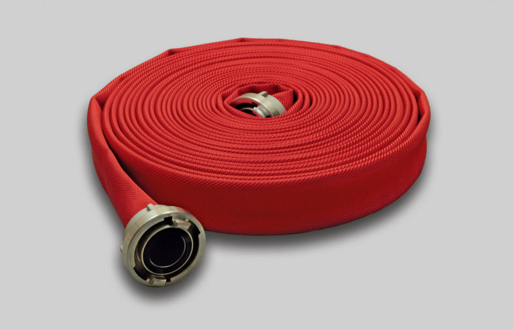 OSW Fire ighting Hose Syntex Color red