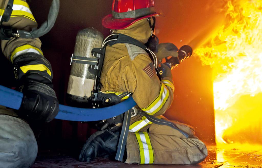خراطيم الإطفاء من شركة OSW في مدينة إشباخ