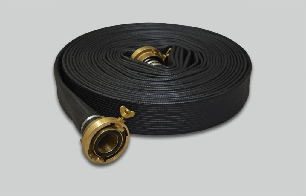 OSW Industry Hose Syntex Petrol black